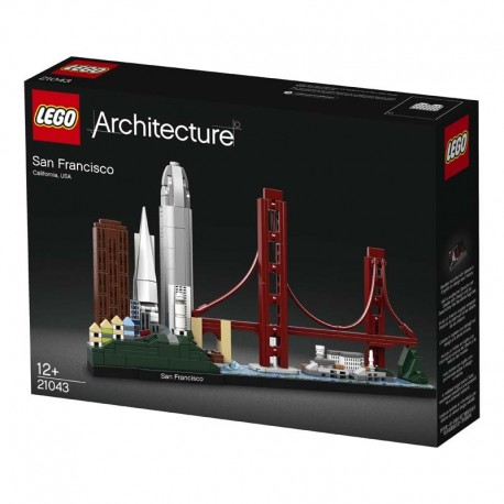 Lego® 21043 San Francisco