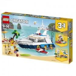 Lego® 31083 Aventuras en Yate
