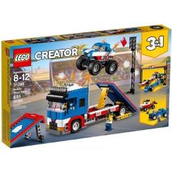 Lego® 31085 Espectáculo Acrobático Ambulante