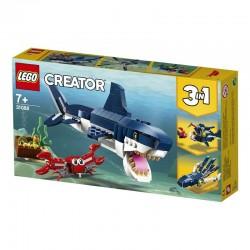 Lego® 31088 Criaturas del Fondo Marino