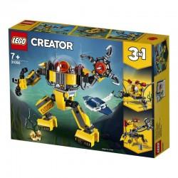 Lego® 31090 Robot Submarino