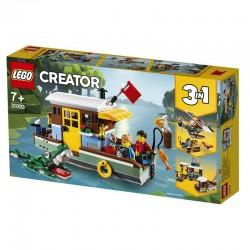 Lego® 31093 Casa Flotante del Río