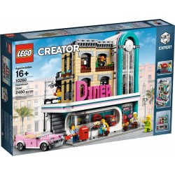 Lego® 10260 Restaurante del Centro
