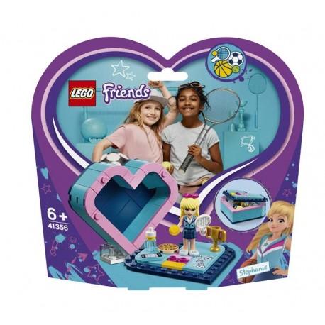 Lego® 41356 Caja Corazón de Stephanie