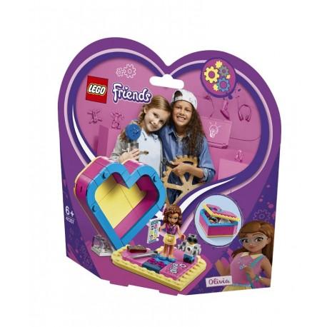 Lego® 41357 Caja Corazón de Olivia