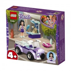 Lego® 41360 Clínica Móvil Veterinaria de Enma