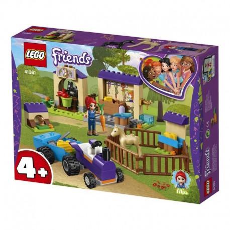 Lego® 41361 Establo de Potros de Mia
