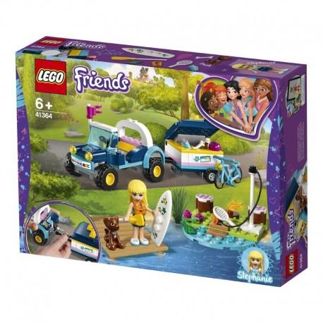 Lego® 41364 Buggy y Remolque de Stephanie