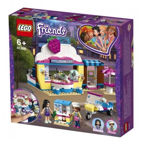 Lego® 41366 Cafetería Cupcake de Olivia