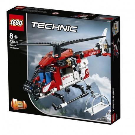 Lego® 42092 Helicóptero de Rescate