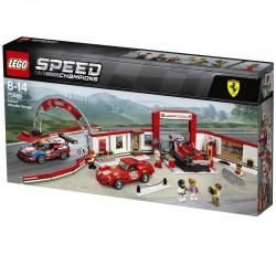 Lego® 75889 Taller definitivo de Ferrari
