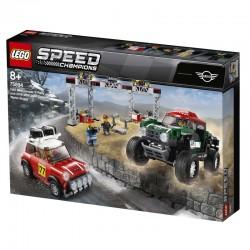 Lego® 75894 Mini Cooper S Rally de 1967 y MINI John Cooper Works Buggy de 2018