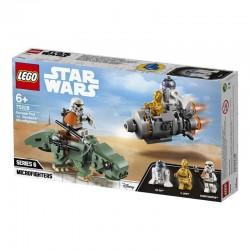 Lego® 75228 Microfighters: Cápsula de Escape vs. Dewback™
