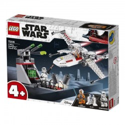 Lego® 75235 Asalto a la Trinchera del Caza Estelar Ala-X