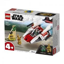 Lego® 75247 Caza Estelar Rebelde Ala-A