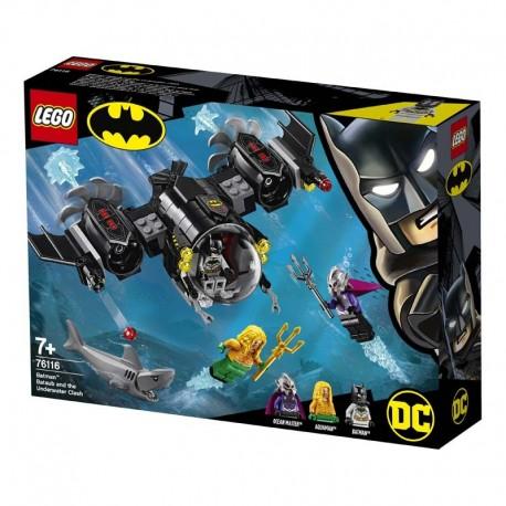 Lego® 76116 Batsubmarino de Batman™ y el Combate Bajo el Agua