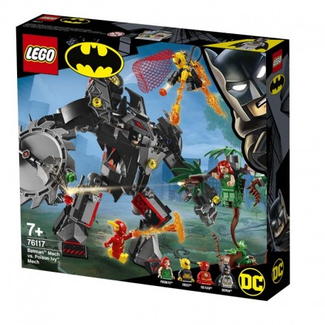 Lego® 76117 Robot de Batman™ vs. Robot de Hiedra Venenosa