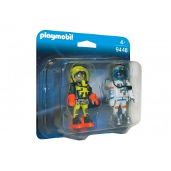 Playmobil® 9448 Duo Pack Astronautas