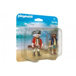 Playmobil® 9446 Duo Pack Pirata y Soldado