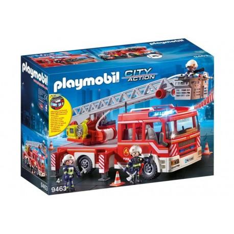Playmobil® 9463 Camión de Bomberos con Escalera