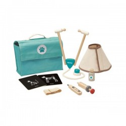 PlanToys 3490 Set Veterinaria