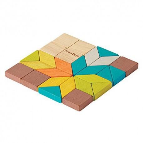 PlanToys 4131 Mosaico