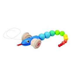 PlanToys 5109 Arrastre Serpiente
