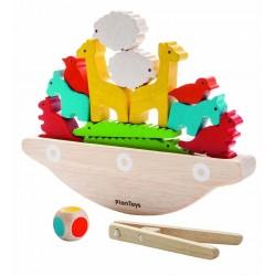 PlanToys 5136 ¡Aguanta, Aguanta! (Balancing Boat)