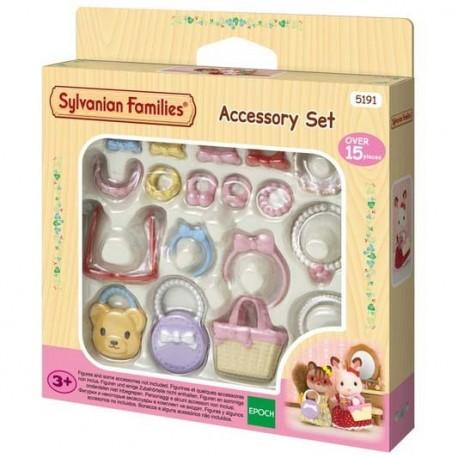 Sylvanian Families 5191 Set Accesorios de Moda