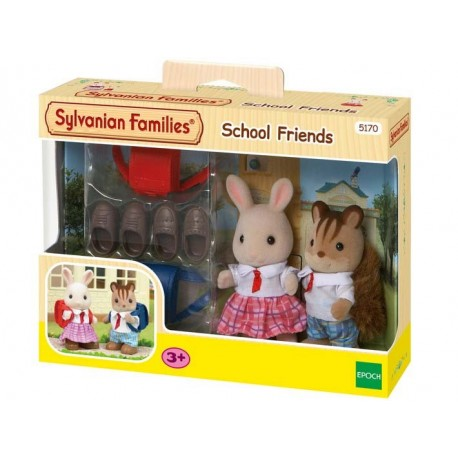 Sylvanian Families 5170 Amigos de Escuela