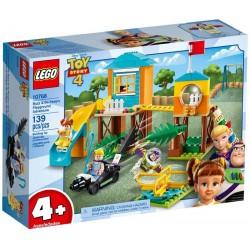 Lego® 10768 Aventura en el Parque de Juegos de Buzz y Bo Peep