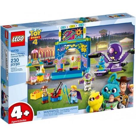 Lego® 10770 Buzz y Woody: Locos por la Feria