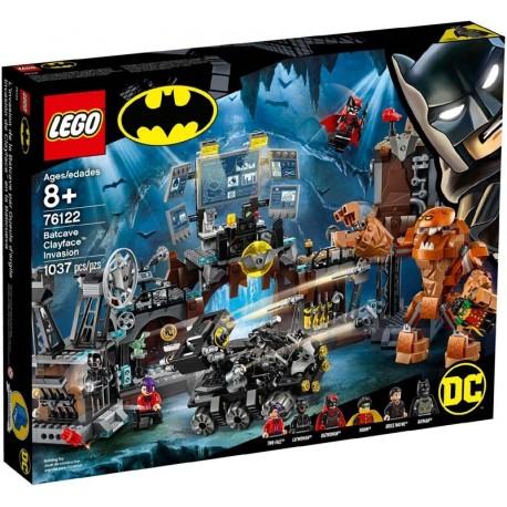 Lego® 76122 Irrupción de Clayface™ en la Batcueva