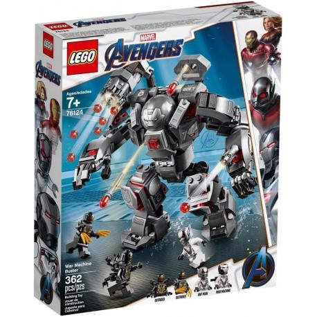 Lego® 76123 Capitán Lego® 76124 Depredador de Máquina de GuerraAmérica: Ataque de los Outriders