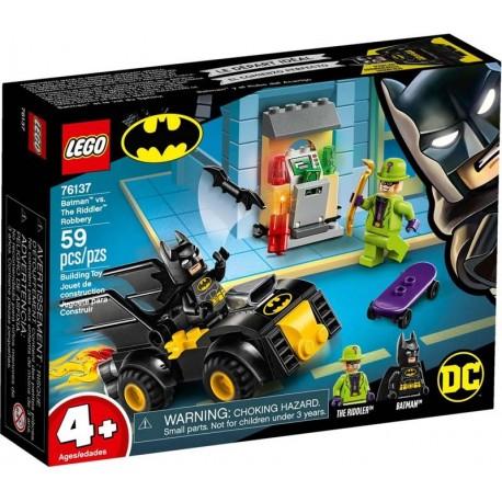Lego® 76137 Batman™ y el Robo de Enigma.