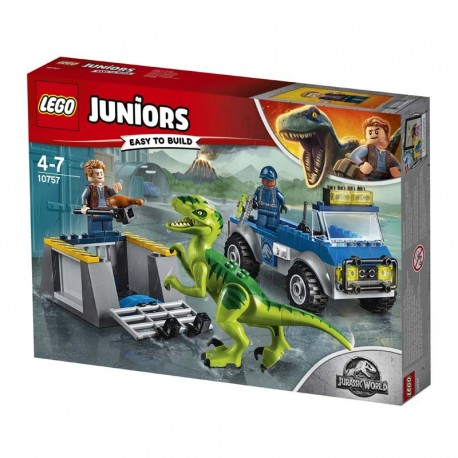 Lego® 10757 Camión de rescate del Raptor