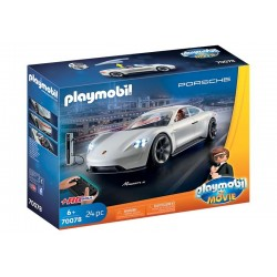 Playmobil® 70078 Porsche Mission E y Rex Dasher