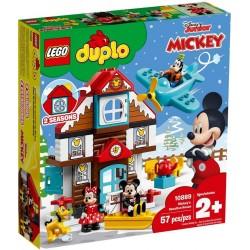 Lego® 10889 Casa de Vacaciones de Mickey