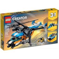 Lego® 31096 Helicóptero de Doble Hélice