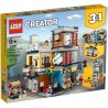 Lego® 31097 Tienda de Mascotas y Cafetería