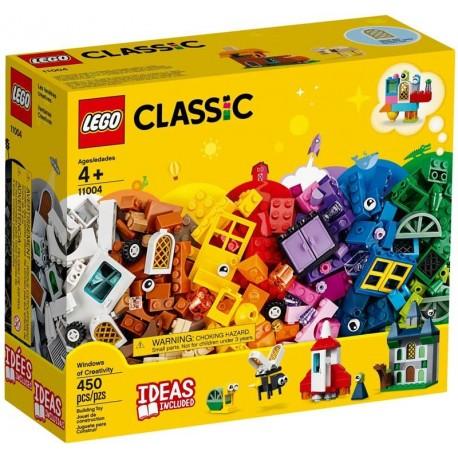 Lego® 11004 Ventanas Creativas