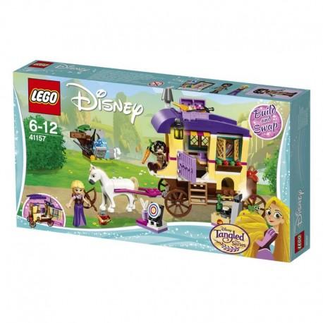 Lego® 41157 Caravana de Vacaciones de Rapunzel