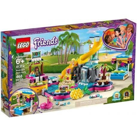 Lego® 41374 Fiesta de la Piscina de Andrea