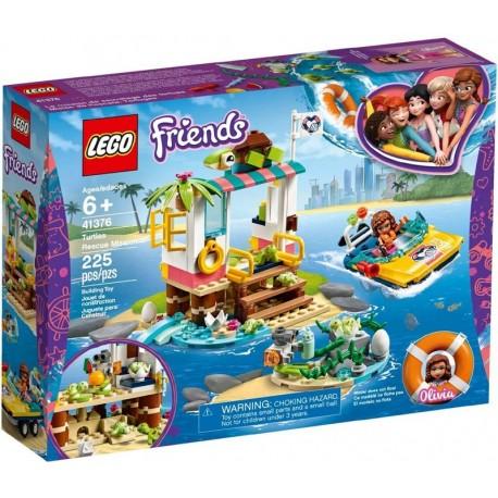 Lego® 41376 Misión de Rescate: Tortugas