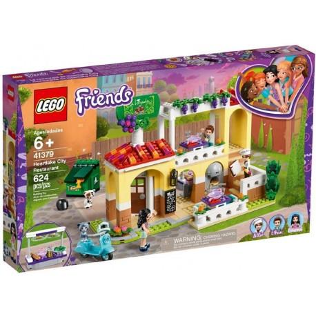 Lego® 41379 Restaurante de Heartlake City