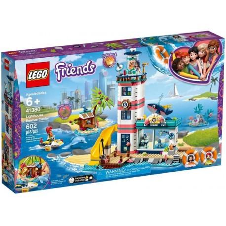 Lego® 41380 Centro de Rescate del Faro