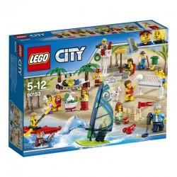Lego® 60153 Pack de Minifiguras: Diversión en la Playa