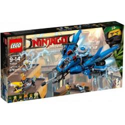 Lego® 70614 Jet de Rayo