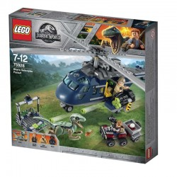 Lego® 75928 Persecución en helicóptero de Blue