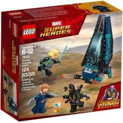 Lego® 76101 Ataque de la nave de los Outriders